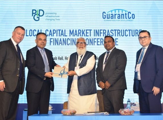 GuarantCo launches Study of Bangladesh Bond Market at Local Capital Market Infrastructure Financing Conference in Dhaka