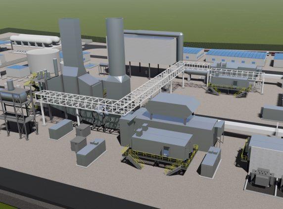 Kékéli Efficient Power Project, Togo, west Africa